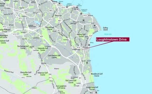Мужчину жестоко убили в Лафлинстауне, южный Дублин