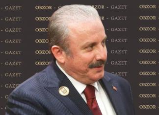 Спикертурецкого парламентаМустафа Шентоп