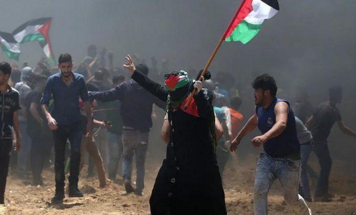 Насилие в Газе