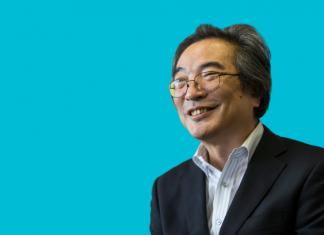 Нобу Иватани, профессор Университета