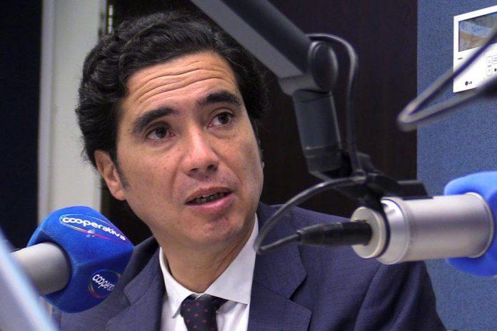 Министр финансов Чили Игнасио Брионес