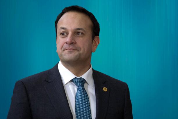 Премьер-министр Ирландии Лео Варадкар