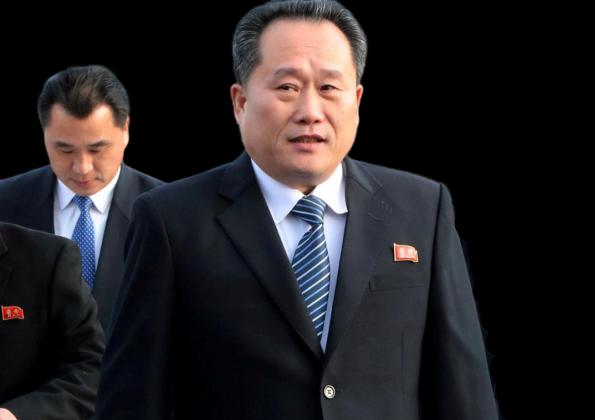 министр иностранных дел Ри Сон Гвон
