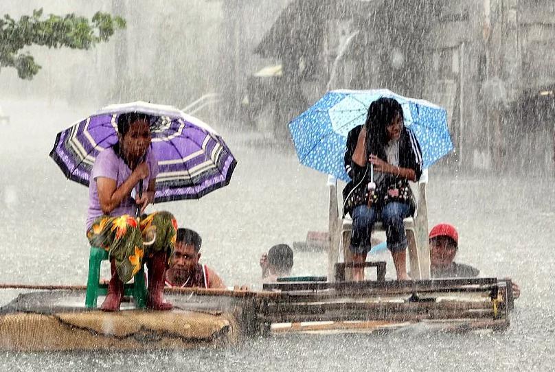 Черапунджи является самым дождливым городком в Индии