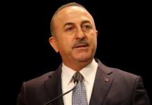 Глава Министерства иностранных дел ТурцииМевлют Чавушоглу