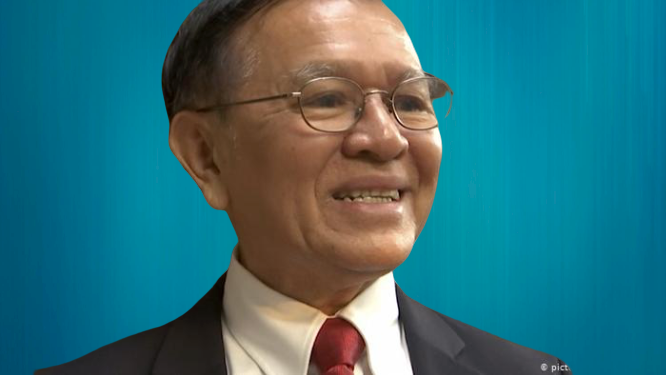 Opposition leader Kem Sokha