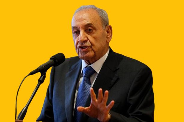 спикер Ливанского парламентаНабих Берри