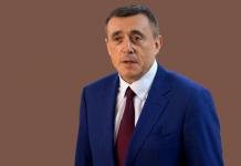 Губернатор СахалинаВалерий Лимаренко