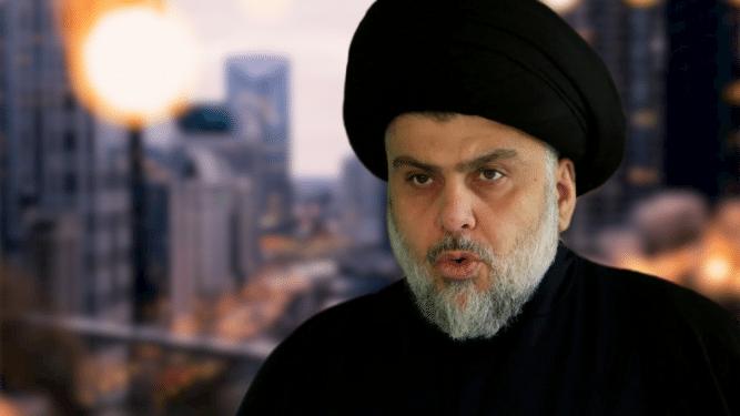 Влиятельный шиитский политик и религиозный лидерМуктада ас-Садр