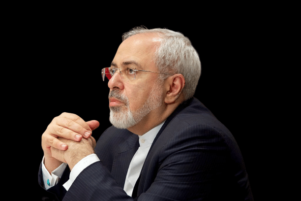 Глава Министерства иностранных дел Ирана Мохаммад Джавад Зариф