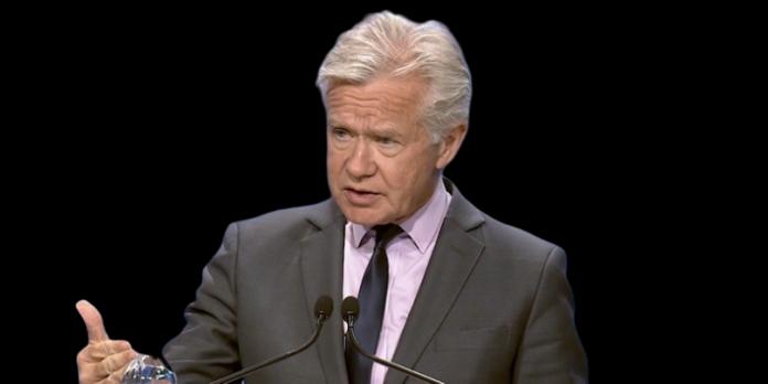Пресс-секретарь Международного валютного фондаДжерри Райс