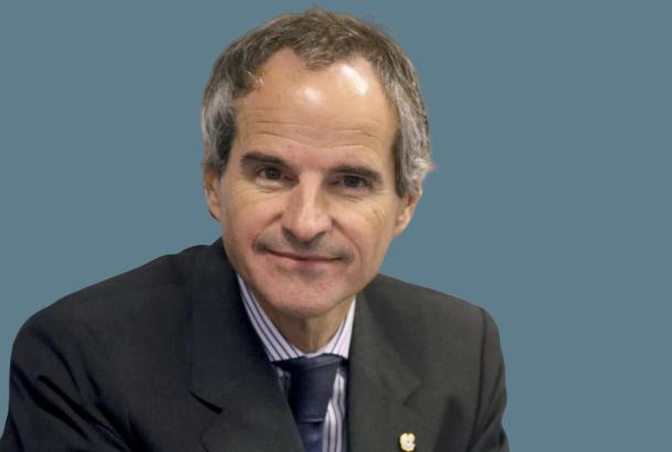 Генеральный директор Международного агентства по атомной энергии (МАГАТЭ) Рафаэль Гросси