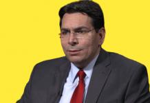 Постоянный представитель Израиля по ООН Дэнни Данон
