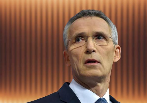Генеральный секретарь Североатлантического альянса Йенс Столтенберг