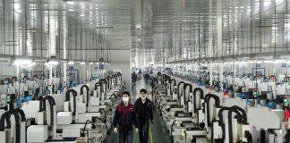 Один из заводов Китая. Фото из открытых источников.