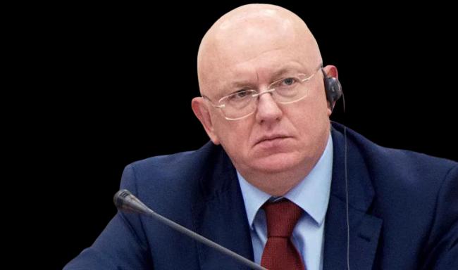 Постоянный представитель Российской Федерации при ООН Василий Небензи