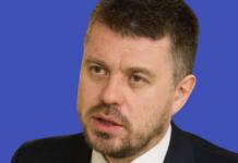 Глава Министерства иностранных дел Эстонии Урмас Рейнсалу