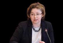 Заместитель главы Министерства культуры Российской Федерации Ольга Ярилова