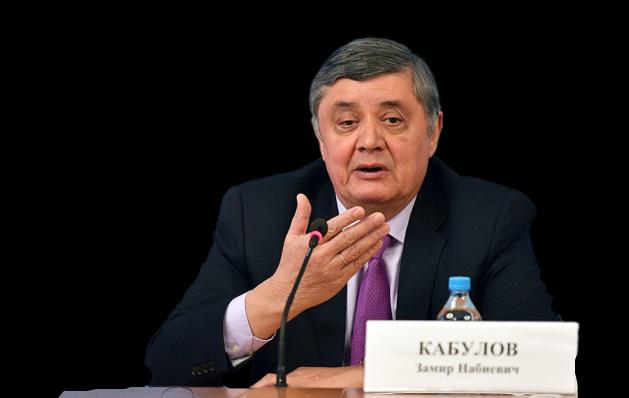 директор второго департамента Азии Министерства иностранных дел РФЗамир Кабулов