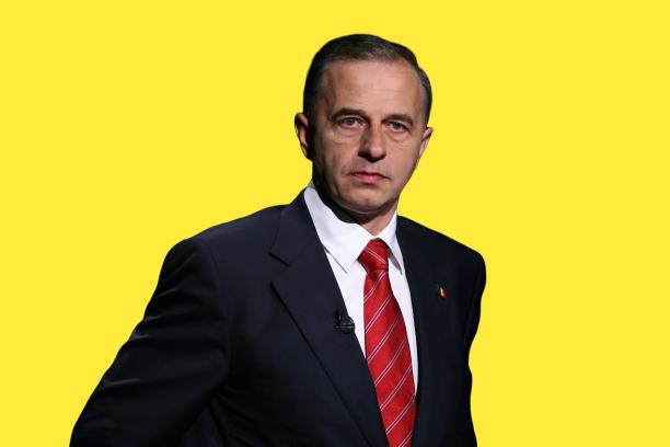 Заместитель генерального секретаря НАТО Мирче Джоанэ