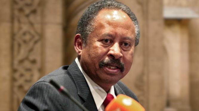 Премьер-министр Судана Абдалла Хамдок