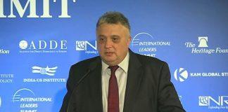 Посол Израиля в Германии Джереми Иссахаров