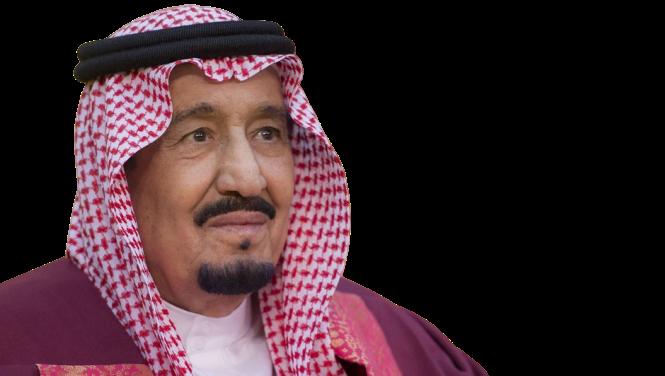 саудовский король Салман ибн Абдель Азиз Аль Сауд