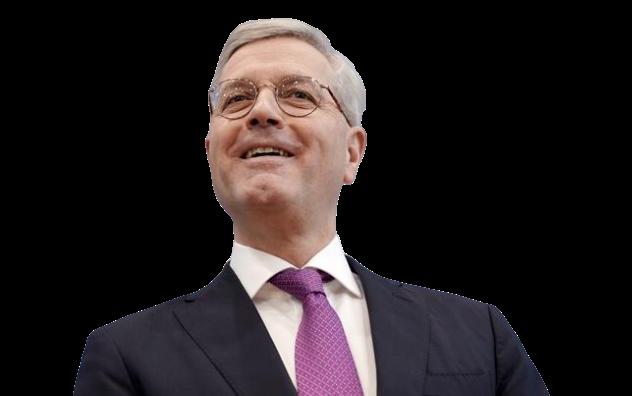 Глава комитетабундестагапо международной политикеНорберт Реттген