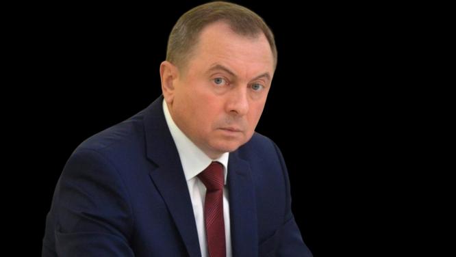 Глава Министерства иностранных дел Белоруссии Владимир Макей