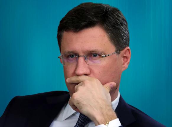 Глава Министерства энергетики Российской Федерации Александр Новак