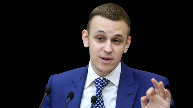 депутат ЛДПРВасилий Власов