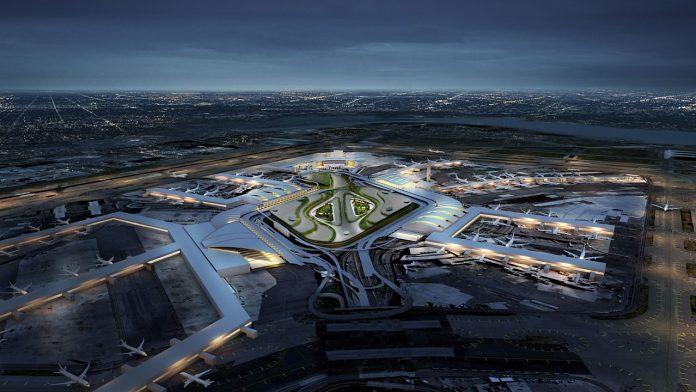 Международный аэропорт имени Джона ф. Кеннеди