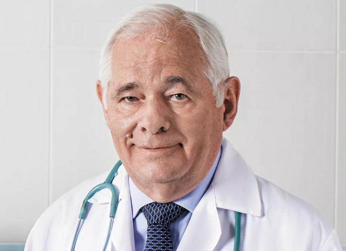доктор медицинских наук, президент НИИ неотложной детской хирургии и травматологии Леонид Рошаль